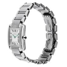 Load image into Gallery viewer, Cartier Tank Francaise Stainless Steel W51008Q3