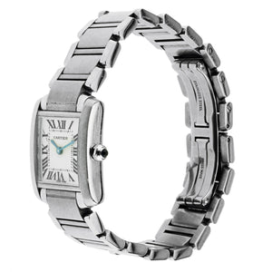 Cartier Tank Francaise Stainless Steel W51008Q3