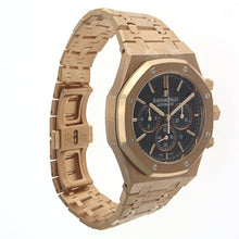 Load image into Gallery viewer, Audemars Piguet Royal Oak Chronograph Rose Gold 41MM 26320OR.OO.1220OR.01