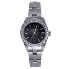 Load image into Gallery viewer, Rolex Lady Oyster Perpetual Date Watch Stainless Steel 26MM 6916