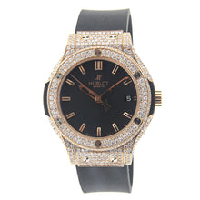 Load image into Gallery viewer, Hublot Classic Fusion Red Gold with Diamonds 38MM 561.PX.1180.RX