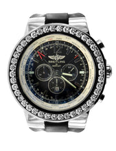 Load image into Gallery viewer, Breitling For Bentley with Diamond Bezel