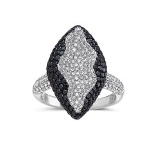 Load image into Gallery viewer, Ladies 18k White Gold With 2.63 CT Right Hand Ring