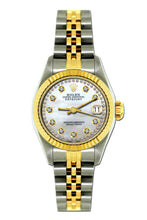 Load image into Gallery viewer, Rolex Datejust 26mm Yellow Gold and Stainless Steel Bracelet Whisper Dial