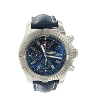 Load image into Gallery viewer, Blue Breitling Avenger