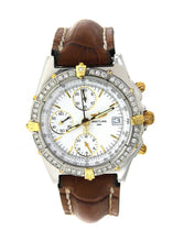 Load image into Gallery viewer, Two Tone Breitling Chronomat