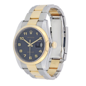 Rolex Datejust 36MM Stainless Steel & Gold 116203