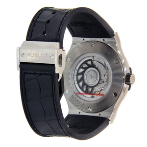 Hublot Classic Fusion Stainless Steel with Leather Strap 42mm 542.nx.1171.lr