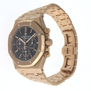 Audemars Piguet Royal Oak Chronograph Rose Gold 41MM 26320OR.OO.1220OR.01