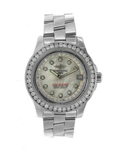 Load image into Gallery viewer, Stainless Steel Breitling Colt Oceane Diamond Watch