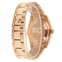 Load image into Gallery viewer, 18K Rose Gold Rolex Oyster Perpetual Day Date President 36mm Roman Numerals Dial 118205