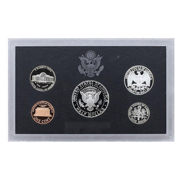 1993 Silver Proof Set (OGP) 5 coins