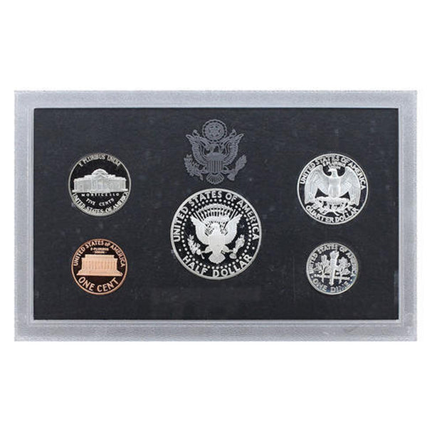 1997 Silver Proof Set (OGP) 5 coins