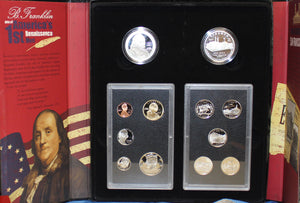 2006 American Legacy Proof Set (OGP) 12 coins