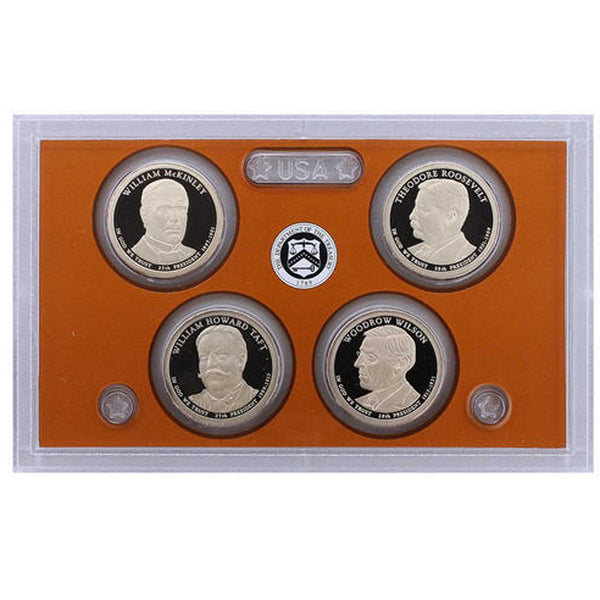 2013 Silver Proof Set (OGP) 14 coins
