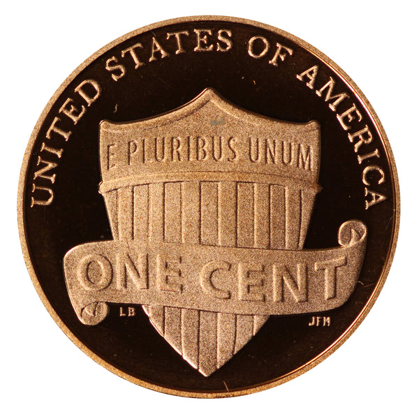 2010 Gem Proof Lincoln Cent Roll (50 Coins)