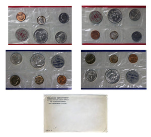 1962 PD US Mint set (OGP) 10 coins