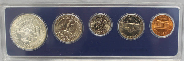 1966 S US Mint set (OGP) 5 coins