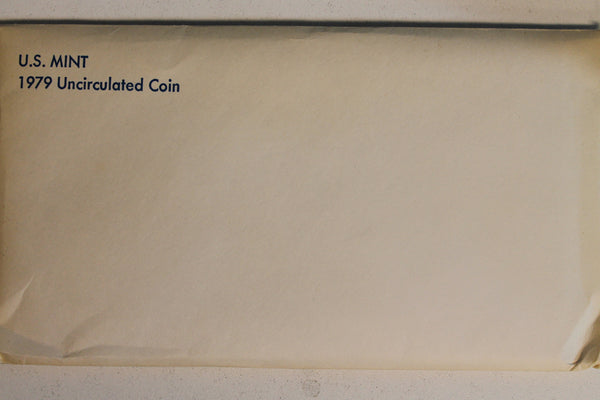 1979 PD US Mint Set (OGP) 12 Coins
