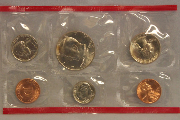 1985 PD US Mint Set (OGP) 10 coins