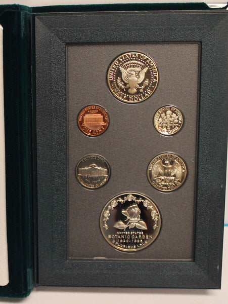 1997 Prestige Proof Set (OGP) 6 coins