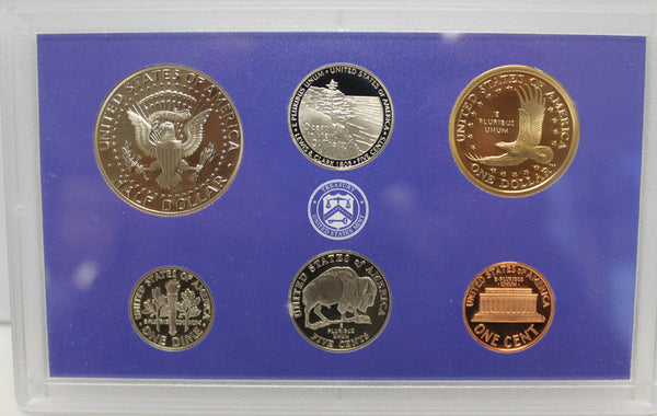2005 Proof Set CN-Clad (OGP) 11 coins