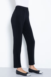 Soft knit modal lounge pants - side view 2