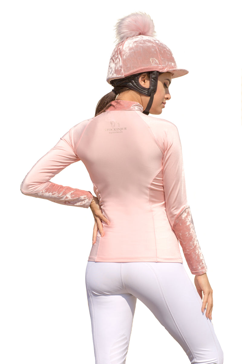 Baby Pink Dapple XC Set