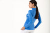 Stockinjur Azure Blue riding baselayer