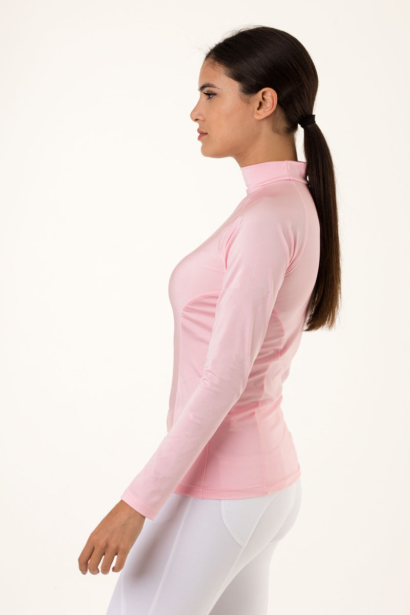 Stockinjur Baby Pink Riding Baselayer