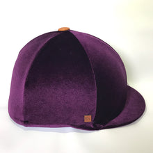 Velvet Hat Covers