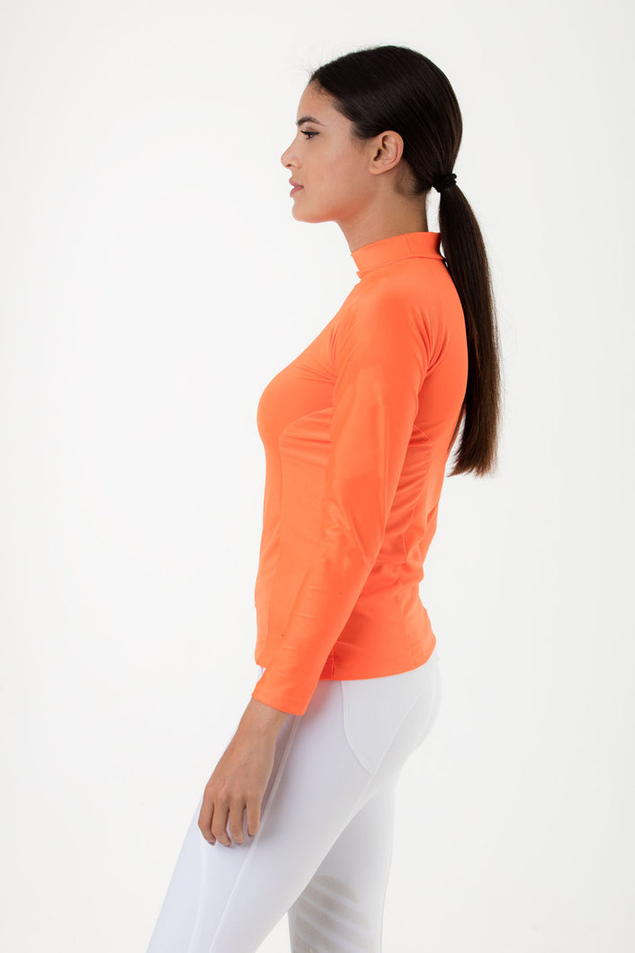 Sunset Orange Baselayer