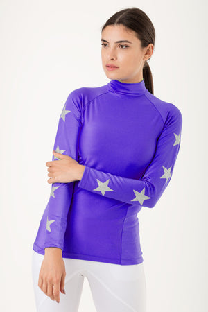 Purple  Constellation Baselayer