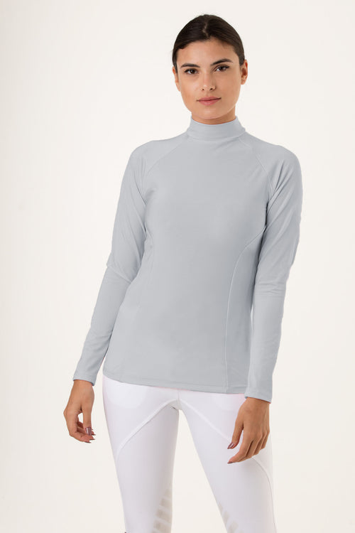 Silver riding Baselayer