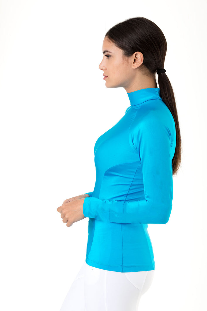 Teal Baselayer