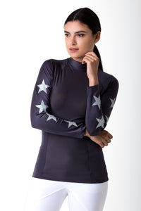 Charcoal Constellation Baselayer