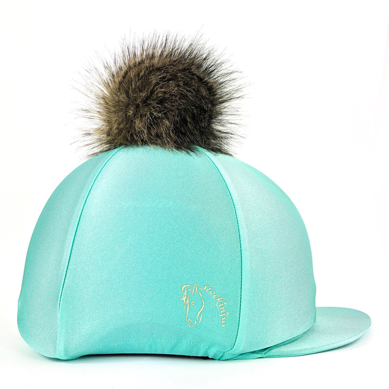 Mint Lycra Hat Cover
