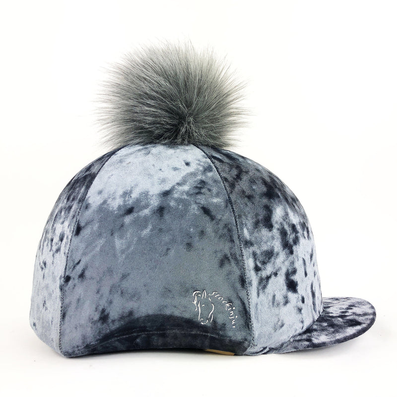 Silver Wolf Dapple Hat Silk