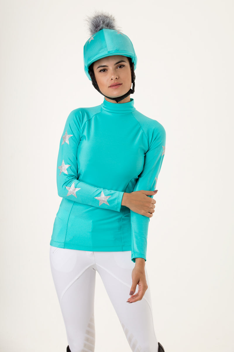 Turquoise Constellation XC Set
