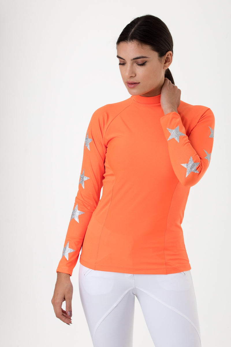 Sunset Orange Constellation Baselayer