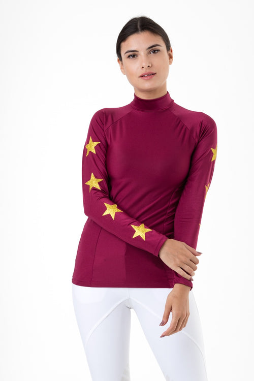Cranberry Constellation Baselayer