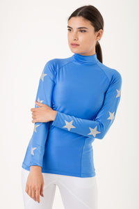 Azure Blue Constellation Baselayer
