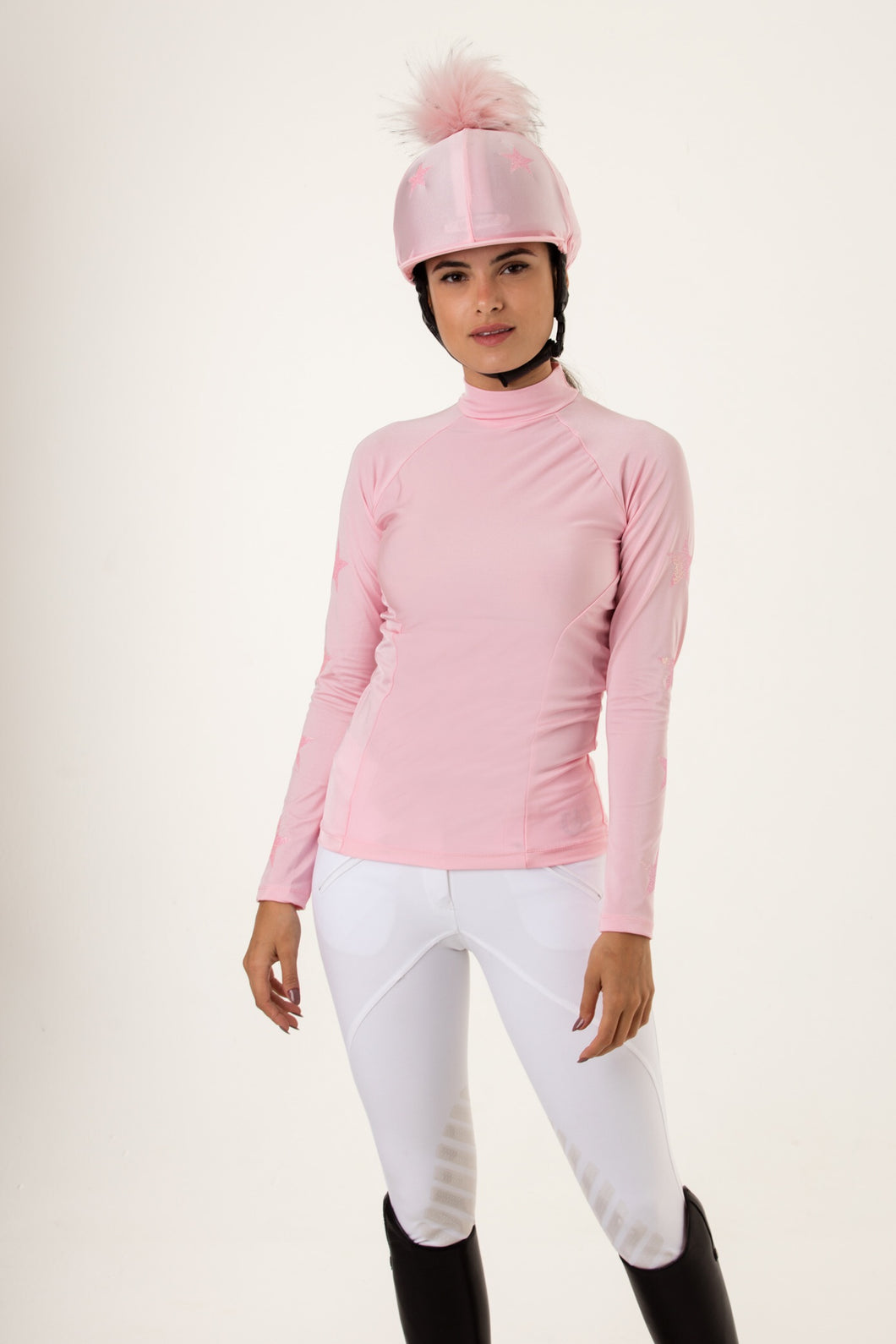 Baby Pink Understated XC Set