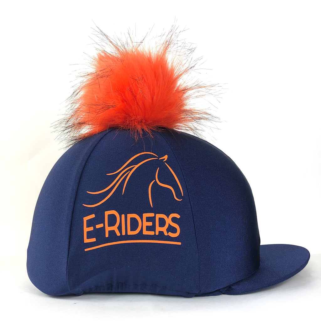 E-Riders Exclusive Riding Hat Silk