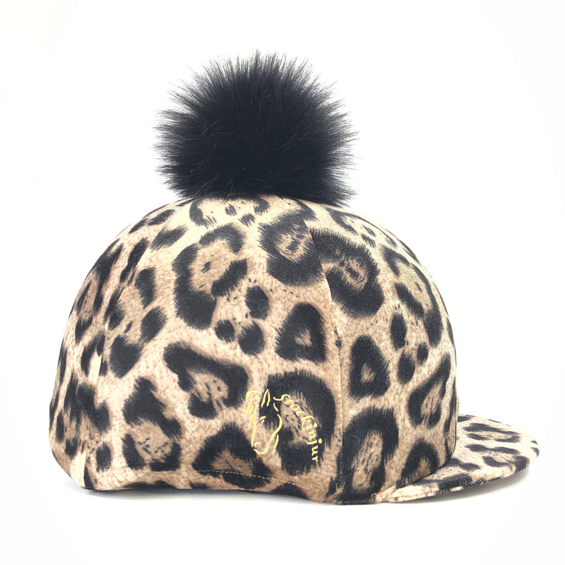 Jaguar Velvet Hat Silk