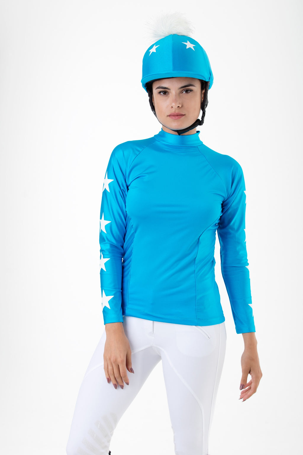 Teal & White Constellation XC Set