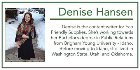 Denise, How Becoming Eco-Friendly Saves You Money
