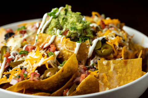 Nachos, America's Top Ten Favorite Foods to Order for Delivery