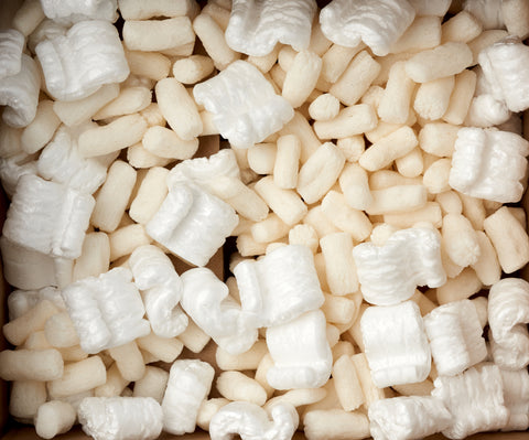 Packing Peanuts, The 7 Main Types of Plastic and How to Recycle Them