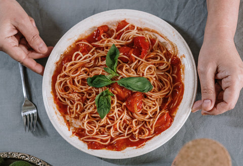 Pasta, America's Top Ten Favorite Foods to Order for Delivery